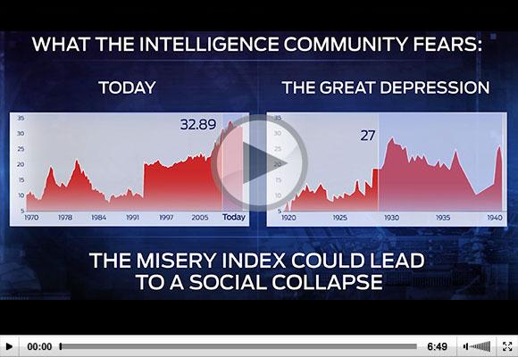 Long-term Economic Depression