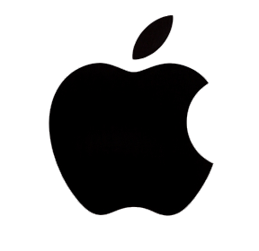 Company Apple logo