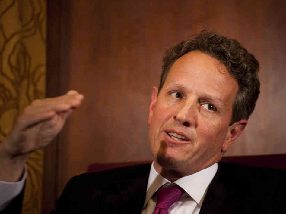 Tim Geithner, Next Fed Chairman