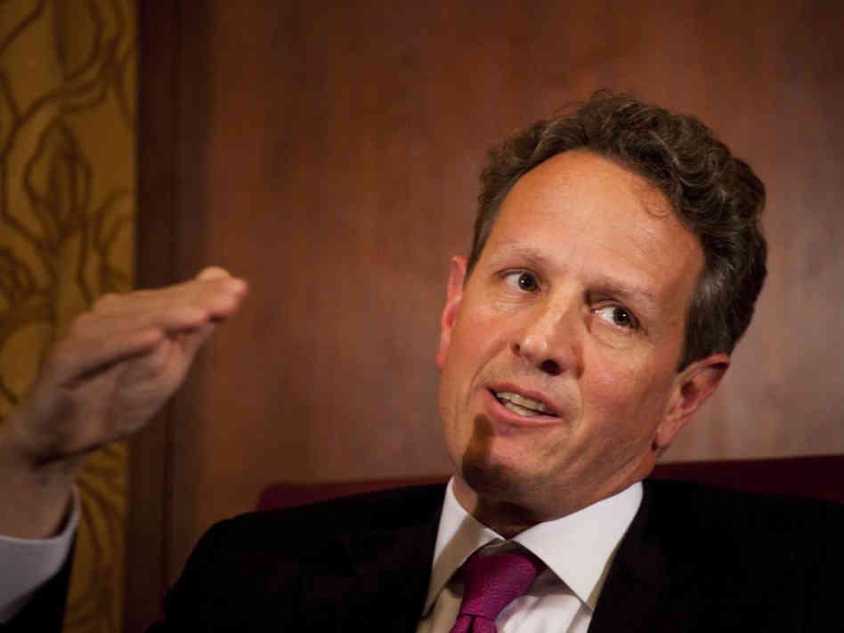 Tim Geithner, Next Fed Chairman