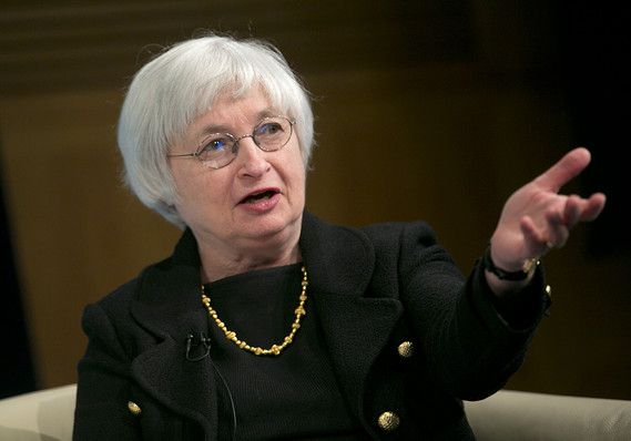 Janet Yellen 2014 Fed Chairman Candidate