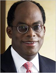 Roger Ferguson, 2014 Fed Chairman candidate