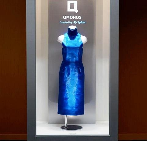 Spider Silk Technology Dress