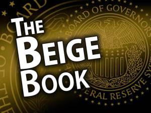 the beige book