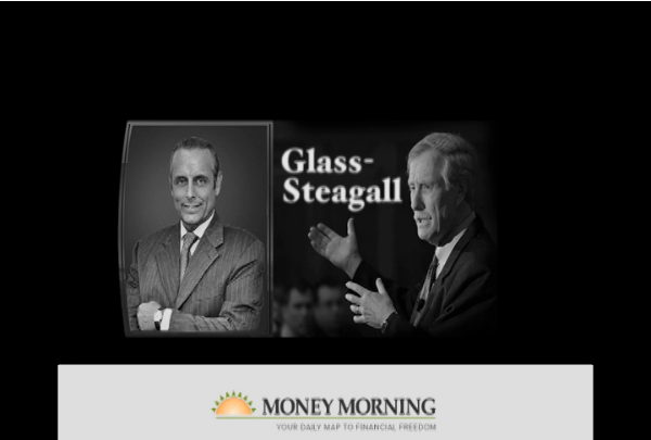 Interview with Senator Angus King, Co-author of 21st century Glass-Steagall
