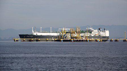 Golar LNG stock