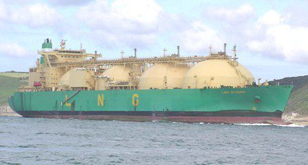 LNG STOCK NEWS
