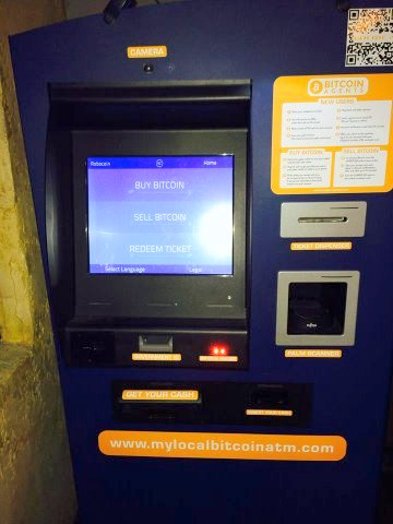 Title: bitcoin ATMs - Description: bitcoin ATMs