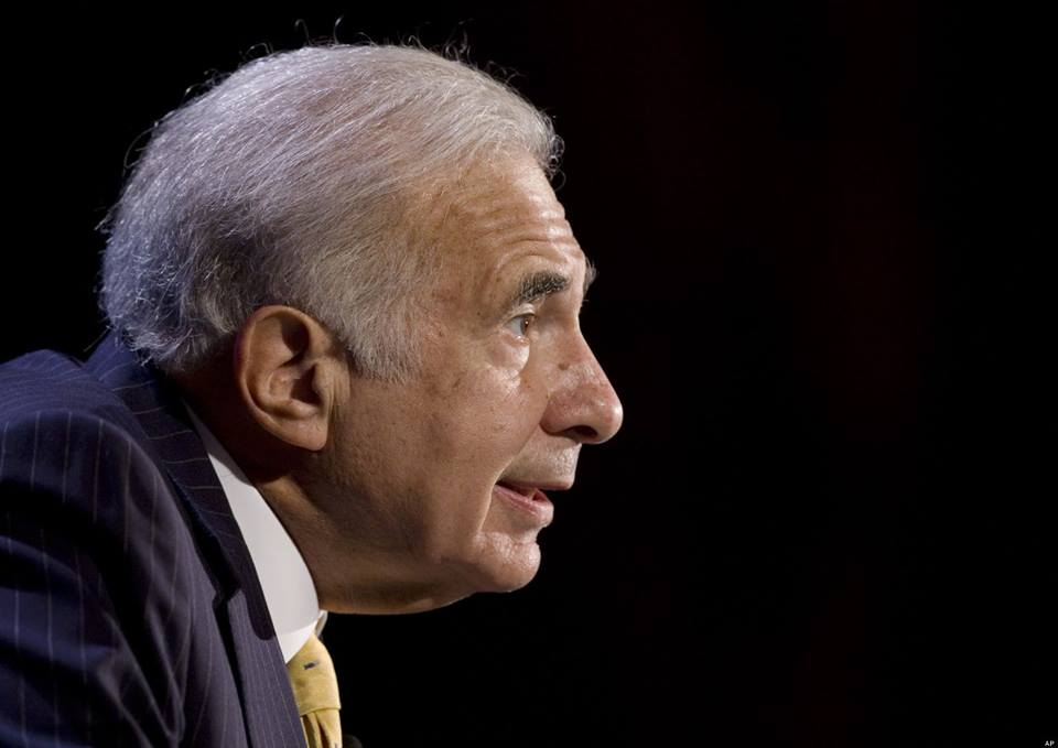 Carl Icahn Ebay Fight