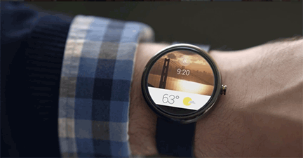 Google Android Wearable Technology