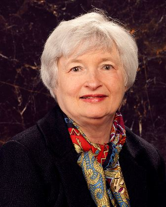 Janet Yellen - Fed Chair 2014