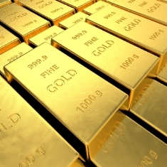 gold prices are down today