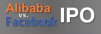 Infographic: The Alibaba IPO Is Not a Repeat of the Facebook IPO