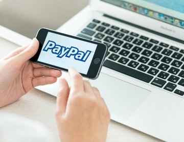 paypal spinoff