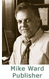 Mike Ward, Publisher