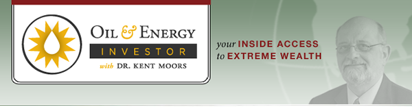 Oil & Energy Investor with Dr. Kent Moors
