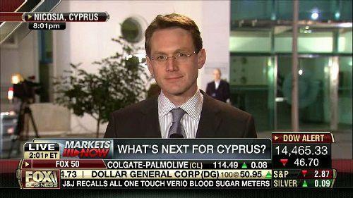 Cyprus bailout Rich Edson