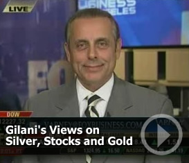 Click here to watch Shah Gilani share his views on stocks, silver, and gold
