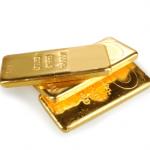 Gold bars small