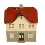 House on white background. See portfolio for similar Images