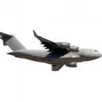 Military transport jet