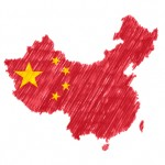 Country China map