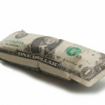 Currency USD inflated no shadow