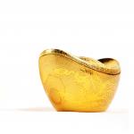 Gold ingots Chinese 2 small