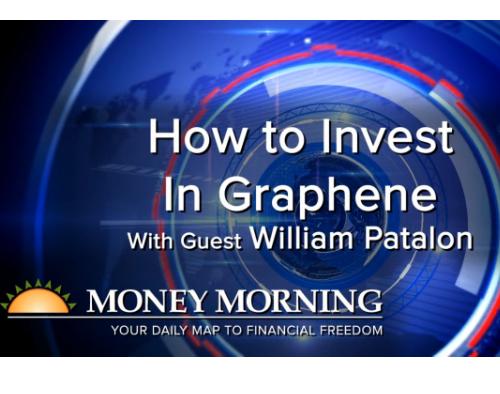 Stock options for graphene
