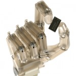 Tech robot hand