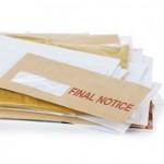 Unpaid bills small