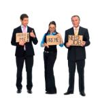 Jobs unemployed peeps three