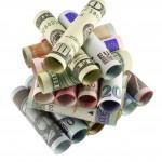 Money pyramid