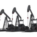 Energy oil pumping small