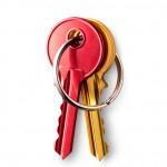 House keys small
