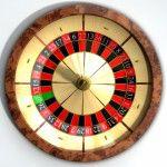 Roulette Wheel Close Top