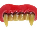 Vampire fangs