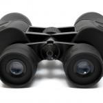 Binoculars black Q
