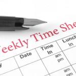 Time Sheet Q