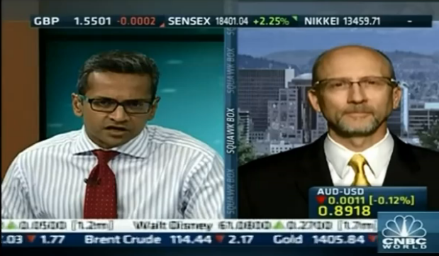 Keith Fitz-Gerald: How To Invest In Today's Volatile Market
