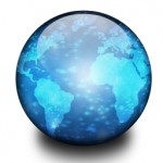 Globe of Earth