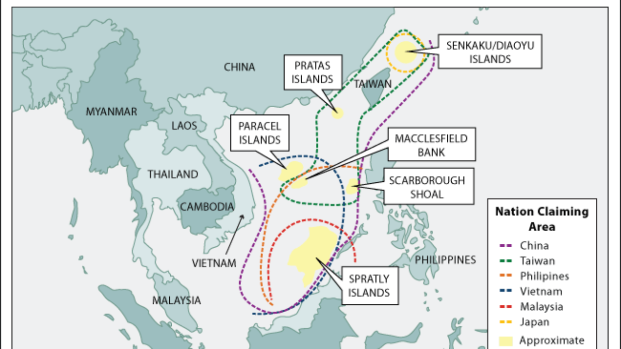 Picture of: The East China Sea Dispute Is The Next Scary Catalyst In A Tense South China Sea