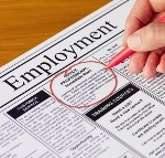 Jobs Report-Employment listing