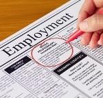 Jobs Report-Employment listing