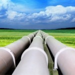 gas pipe line