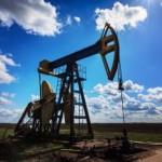 Oil Rig land