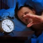 Insomnia or early alarm