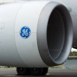 GE plane engine
