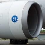 GE plane engine