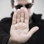Hands block view security